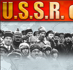 U.S.S.R. history and communism discussion forum